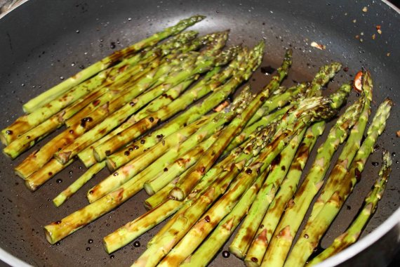 Asparagus And Balsamic