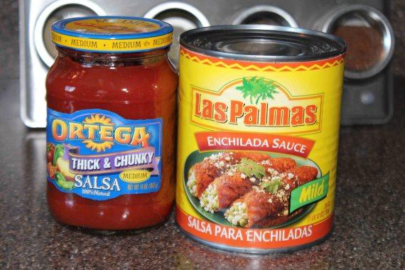 Ortega and Las Palmas Salsas